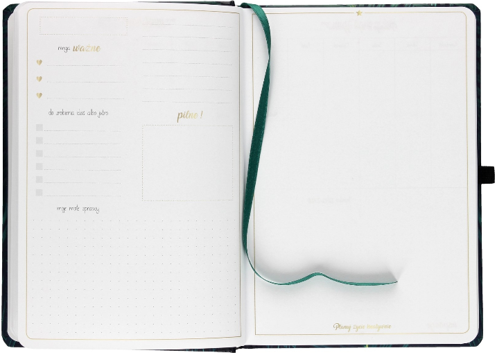 Organizer A5 – Bullet Journal – 288 Palms